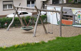 Außengelände - Kindertageseinrichtung Villa Kunterbunt e.V.