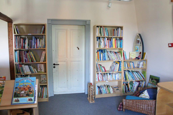 Räume in der Kindertageseinrichtung Villa Kunterbunt e.V.