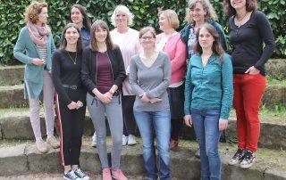 Pädagogisches Team der Kindertageseinrichtung Villa Kunterbunt e.V.